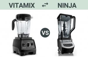 vitamix vs ninja blender